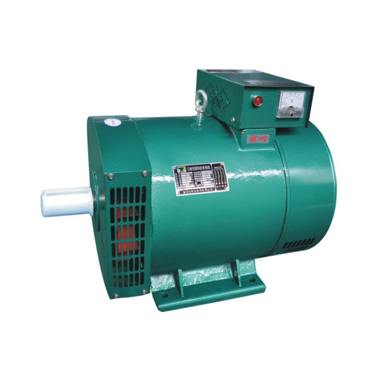 厂家供应 STC-小15KW小型交流同步发电机 柴油发电机组