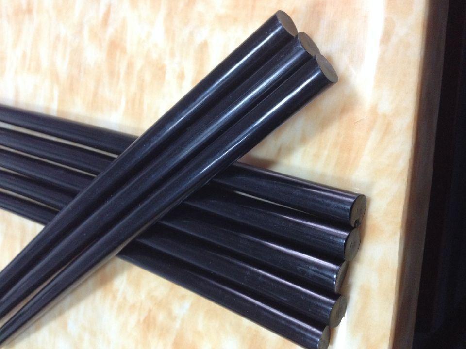 黑色热熔胶棒,环保型热熔胶条 厂家生产直销