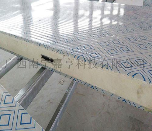 南宁聚氨酯冷库板,聚氨酯夹芯板