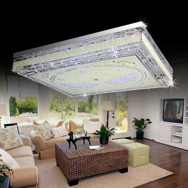 现代LED吸顶灯 现代时尚卧室家居灯具 家用led灯具灯饰厂家9502A