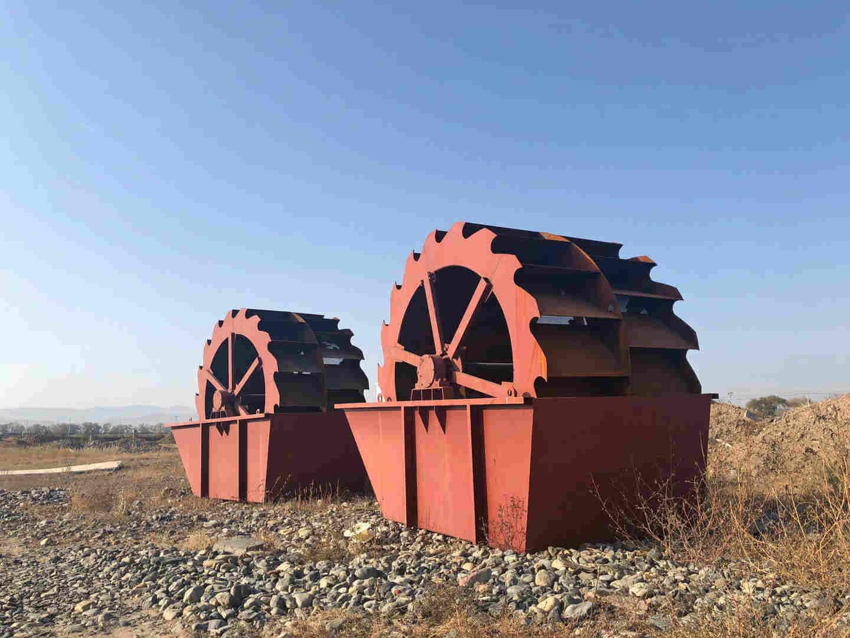 新疆洗砂机-洗沙设备生产厂家