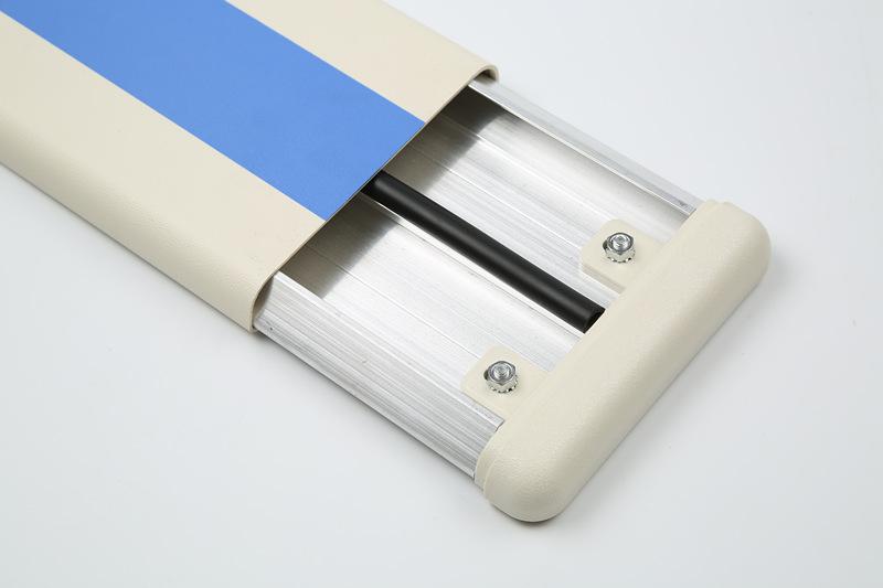 养老院医院专用防撞护墙板 pvc+铝合金护板 厂家直销