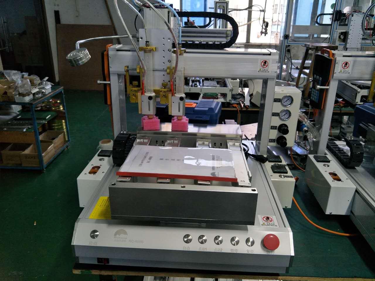 东莞吉安九江深圳珠海五轴翻转点胶机设备生产公司