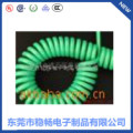 荐 供应UL10522无卤TPU PUR多芯电线 螺旋电缆 弹簧线