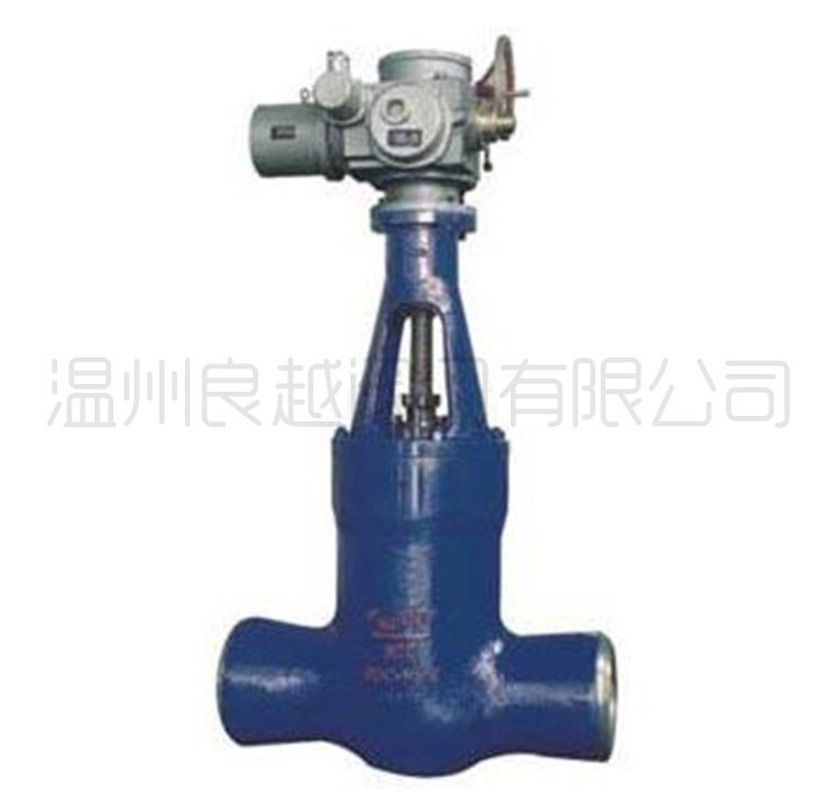 Z961Y珞钼钢电动电站闸阀-闸阀系列产品-温州良越