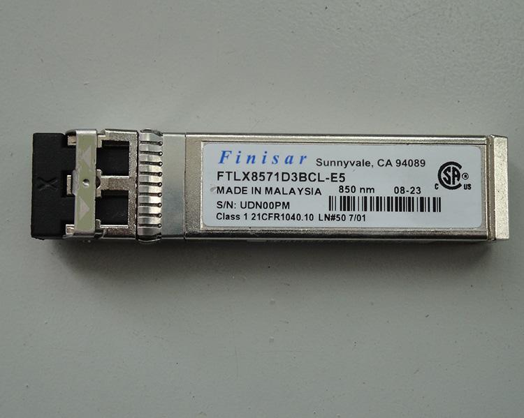 sfp 光纤模块 10G光纤模块SFP : FTLX8571D3BCL-E5