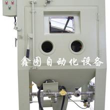 小型喷砂机厂家 非标订做手动喷砂机 移动开放式喷砂机自动