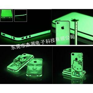供应外贸手机夜光膜量大供应/夜光膜特价批发