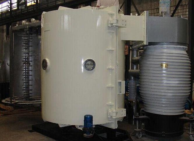 高真空蒸发镀膜设备蒸发镀膜设备塑胶镀膜设备塑胶亚克力反光杯镀膜机