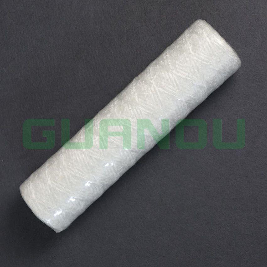 玻璃纤维线绕滤芯无碱玻仟膨体纱线绕滤芯加捻玻仟线绕滤芯