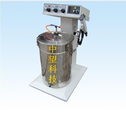 ZW820高性能内置高压静电喷塑机