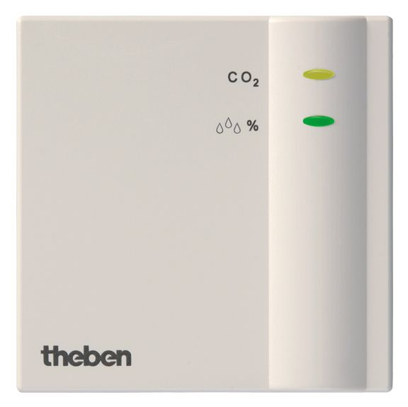 Theben德国泰邦KNX系统二氧化碳空气质量综合传感器