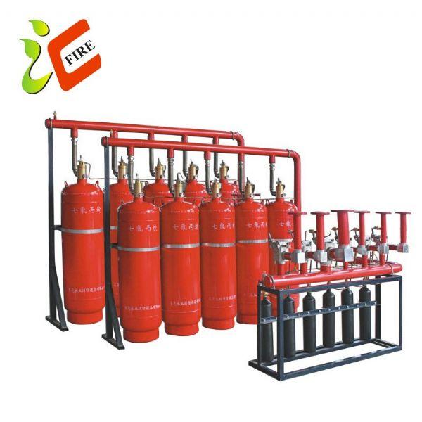 180L管网七氟丙烷自动灭火系统安全可靠