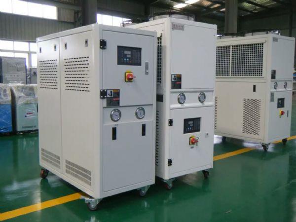 挤出专用冷水机_上海胡鑫机械有限公司