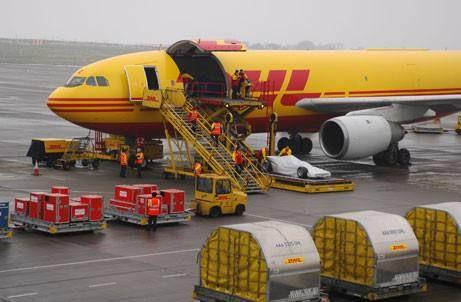 闵行区DHL国际快递