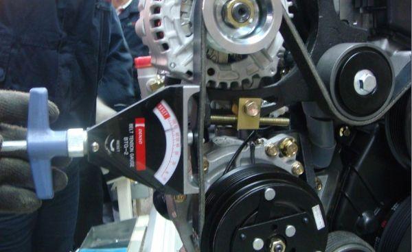 BTG-2 机械式皮带张力计 狭小地带专用张力计