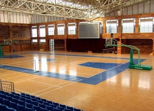 清远塑胶篮球场施工价格