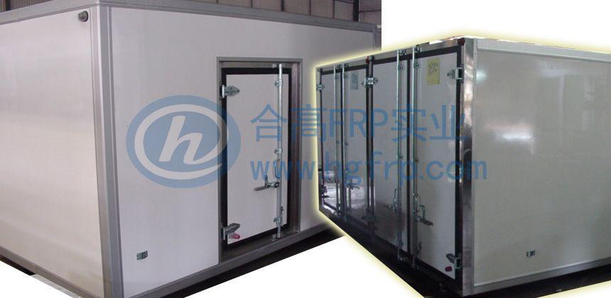 玻璃钢平板医院抗菌板车间净化板客车车顶板冷藏车厢板房车厢板