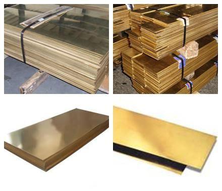 H62黄铜板2.5-5mm厚度高精黄铜板12米批发切割