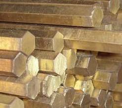 黄铜棒H59六角黄铜棒H14H15mm定尺现货易切削铜棒