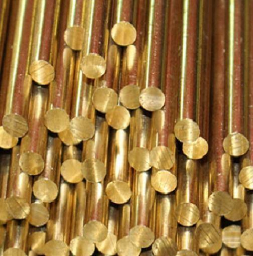 C3602黄铜铆料2.5mm现货价格国标黄铜圆棒25mm定尺