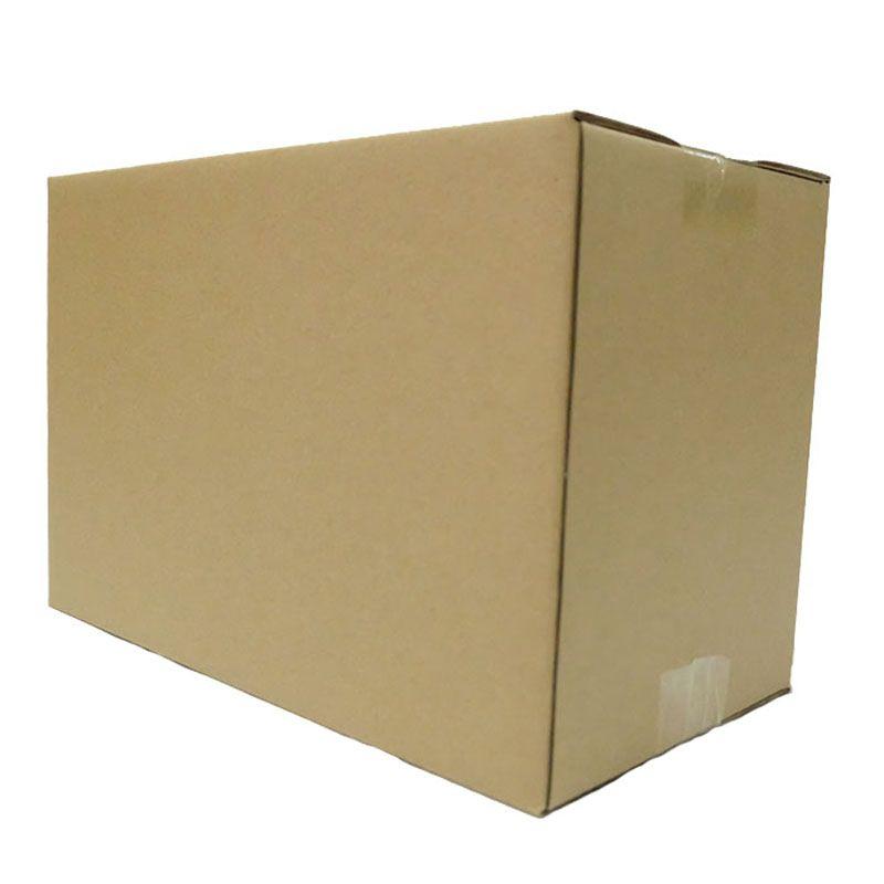 谢岗纸箱包装厂厂家直供大容量耐破性强周转箱