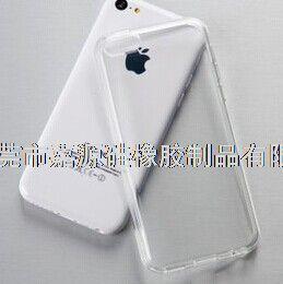 超薄透明硅胶iphone6手机套