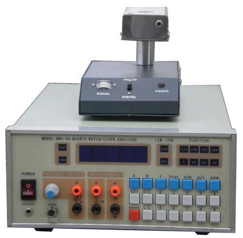QWA-5石英分析仪,钟表分析仪