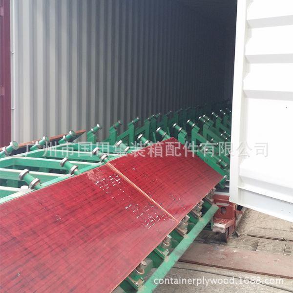 集装箱竹地板知名厂家竹木复合集装箱底板公司