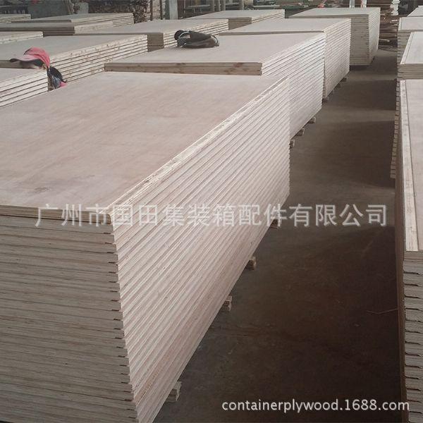 集装箱木地板知名公司集装箱底板产业园
