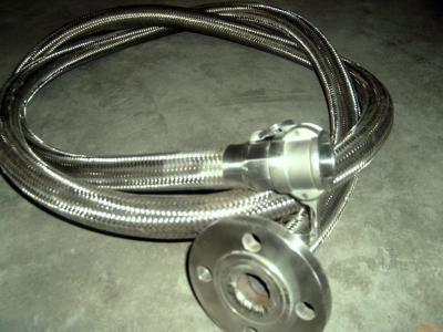 快速接头金属软管不锈钢耐压金属软管