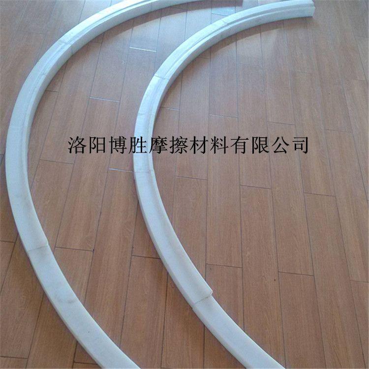 洛阳博胜加工定制绞车过渡块,超高分子钢丝绳过渡块,优质耐磨
