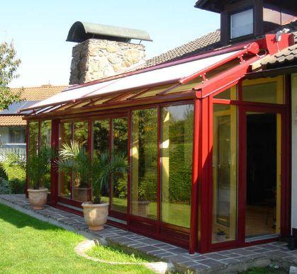 洛阳门窗,鹿麒麟德系统隔热断桥铝国标窗封阳台,露台阳光房设计