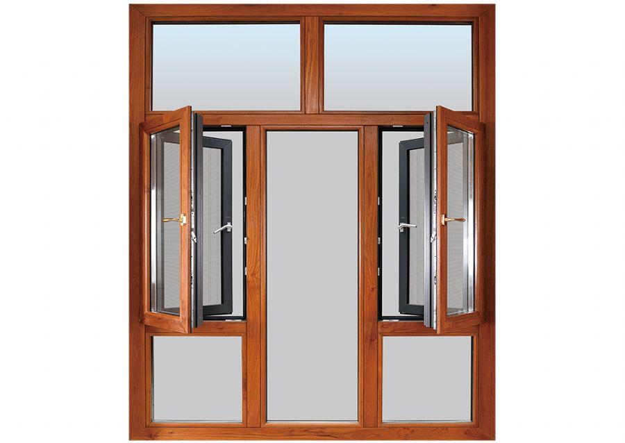洛阳断桥铝门窗高层封阳台隔音门窗安装