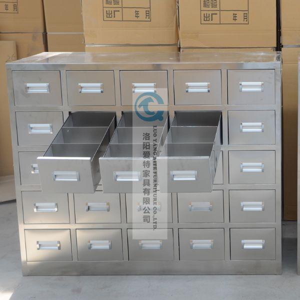 不锈钢中药柜生产厂家