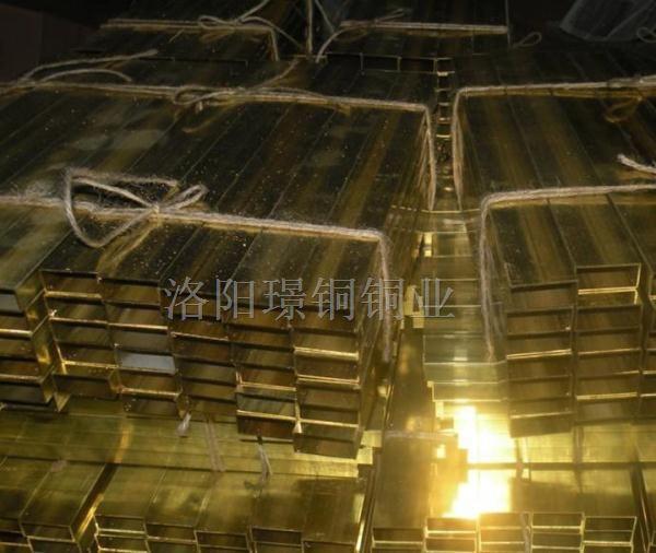 广东浙江江苏紫铜方管批发多少钱一吨