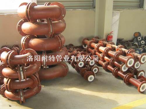 衬四氟钢管—硝酸输送专用管道
