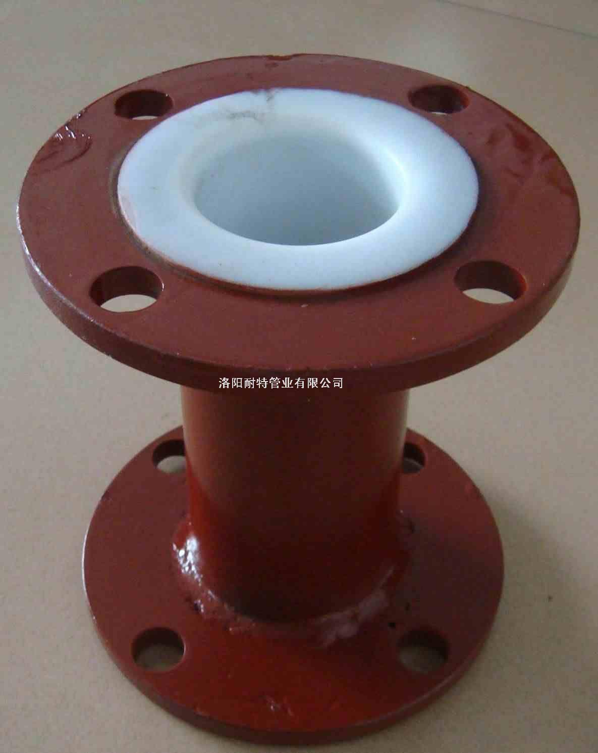 衬四氟钢管—氯气输送专用管道