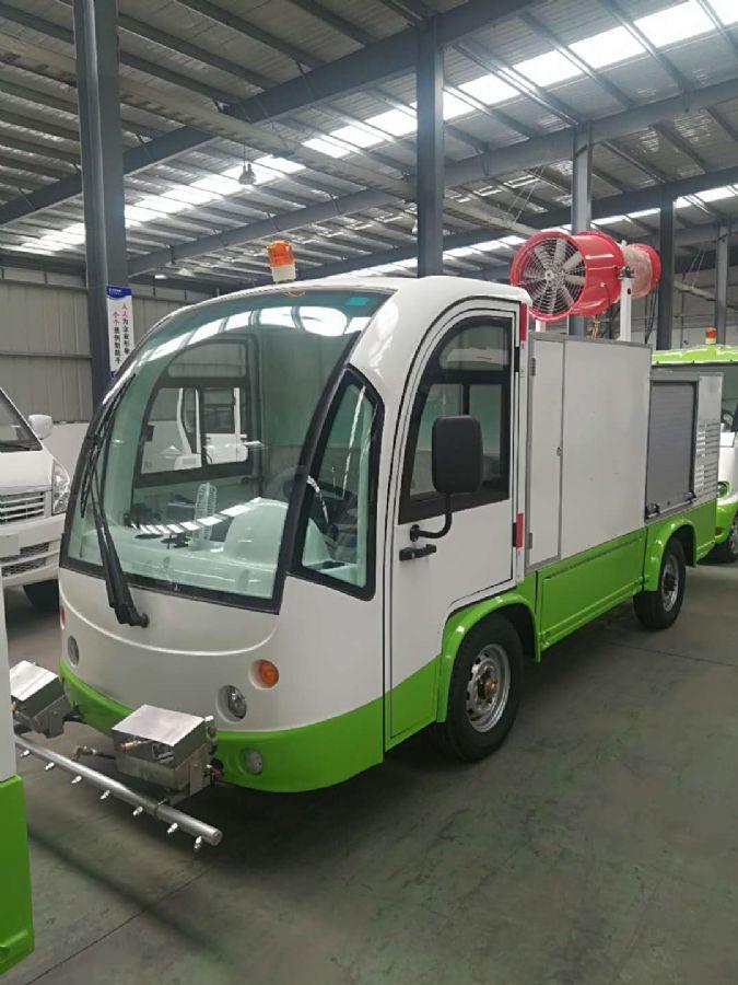 新能源环卫车-雾炮车