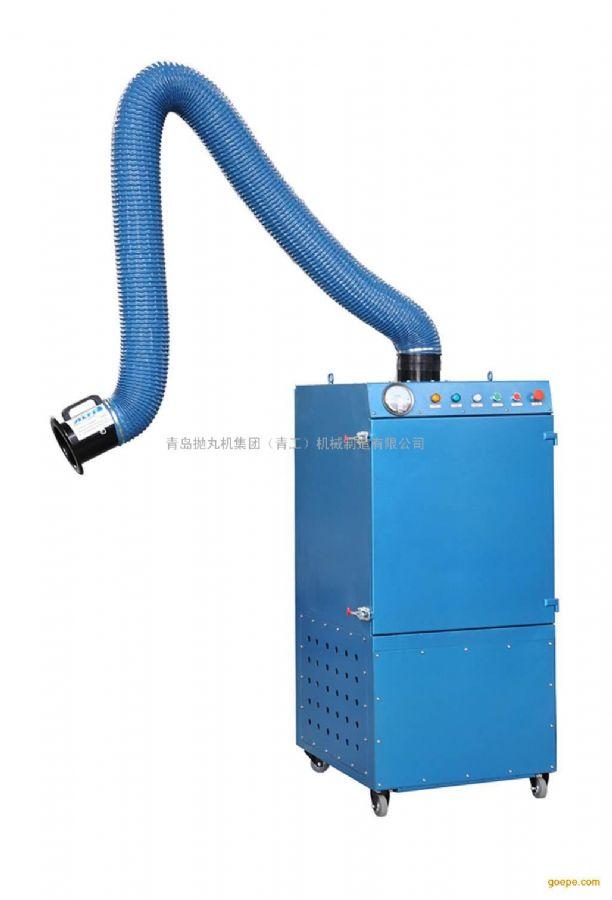 2.2KW单臂焊烟净化器西安森达