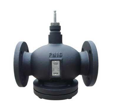 蒸汽压力PN25电动调节阀