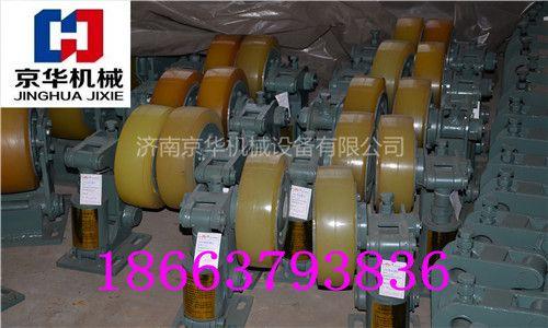 LS30(L30K)双轮滚轮罐耳轻型滚轮罐耳缓冲器