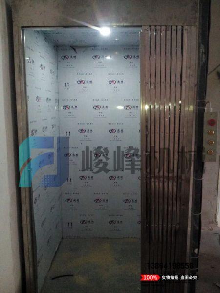 液压升降货梯导轨式升降货梯