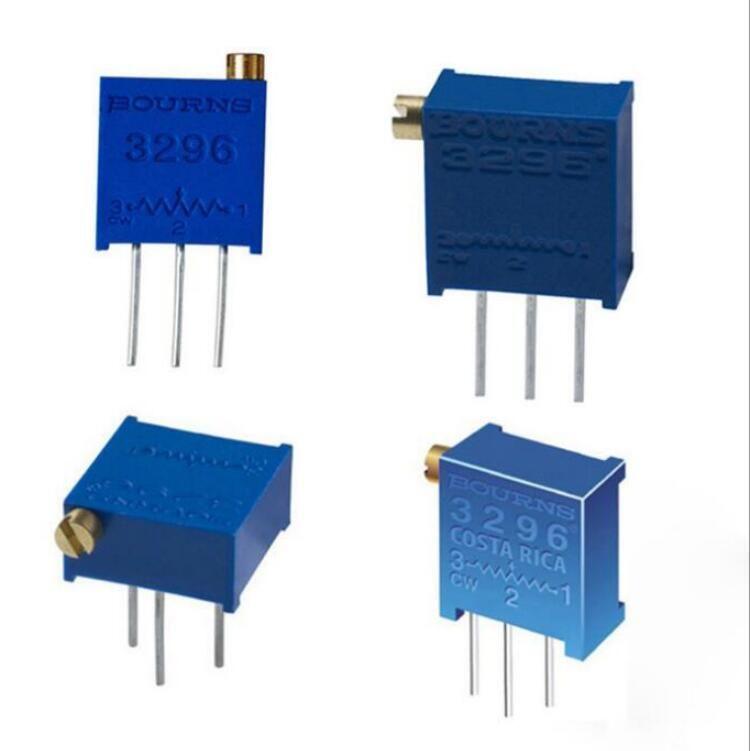 原装BOURNS3296P-1-101LF100R电位器精密微调电位器可调电阻