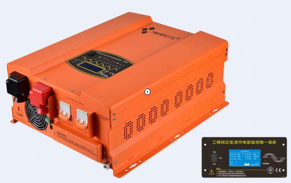 华益特新能源高品质HLP逆变器