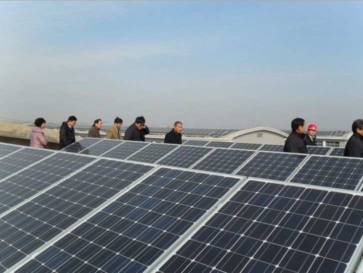 3kw太阳能发电系统家用太阳能电机组光伏发电