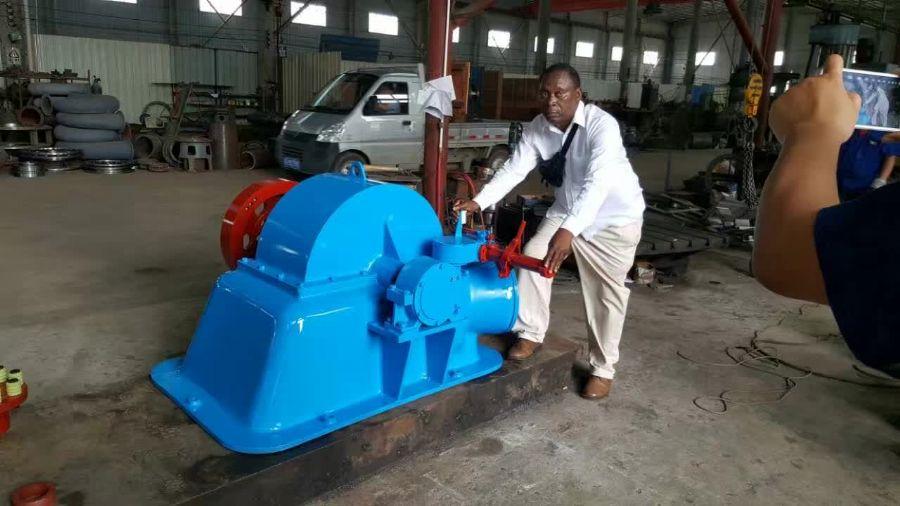 20kw水力发电机小型发电机组