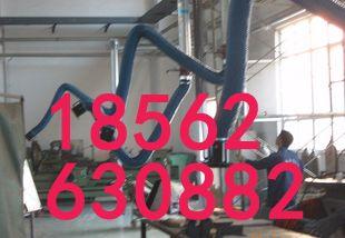 万向柔性吸气臂PVC塑胶抽烟管,可定向排风管耐温抽烟管