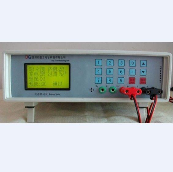 对讲机电池多功能综合测试仪对讲机电池检测仪