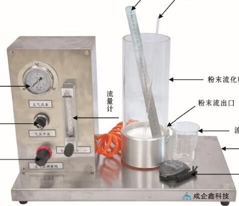 粉末涂料流动性测试仪哪家好,粉末测试仪厂家直销
